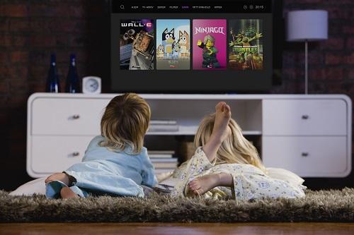 Telia Play Illustrasjonsbilde