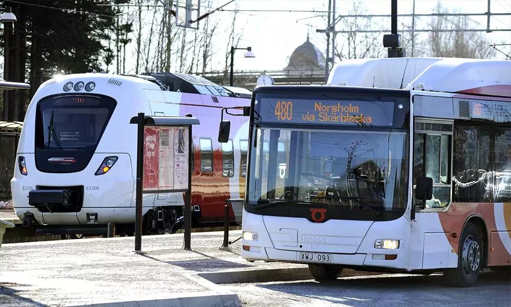 Östgötatrafiken busser